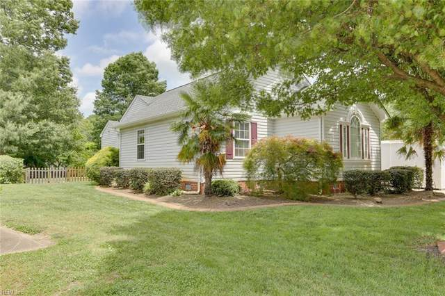 317 Manning Ln, Hampton, VA 23666 (#10324962) :: Upscale Avenues Realty Group