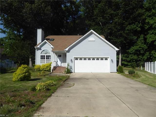 12 Tindalls Way, Hampton, VA 23666 (#10324964) :: Berkshire Hathaway HomeServices Towne Realty