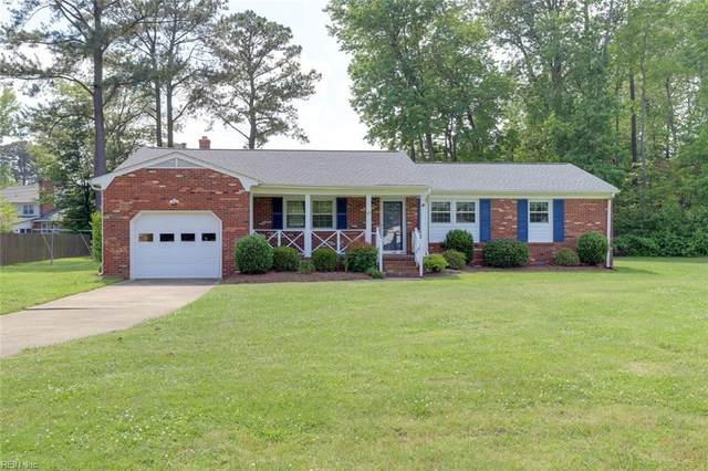 15 Ridgecrest Dr, Hampton, VA 23666 (#10324967) :: Berkshire Hathaway HomeServices Towne Realty
