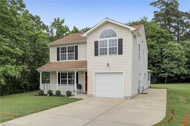 105 Vivian Ct, York County, VA 23690 (#10324974) :: Abbitt Realty Co.