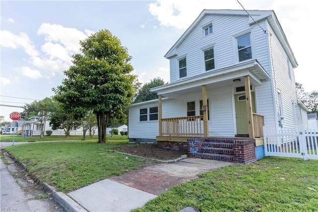 2212 Des Moines Ave, Portsmouth, VA 23704 (#10324983) :: Berkshire Hathaway HomeServices Towne Realty