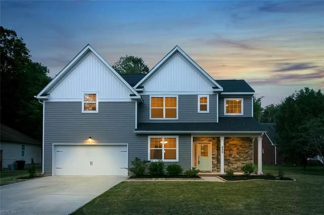 432 Gregory Ln, Virginia Beach, VA 23451 (#10325045) :: The Kris Weaver Real Estate Team