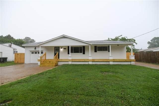 320 Duluth Ct, Hampton, VA 23666 (MLS #10325152) :: AtCoastal Realty