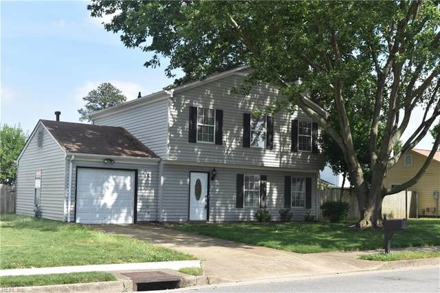 5 Rotherham Ln, Hampton, VA 23666 (#10325261) :: The Kris Weaver Real Estate Team