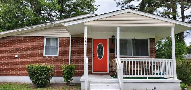 910 Ellington Sq, Portsmouth, VA 23701 (#10325315) :: Kristie Weaver, REALTOR