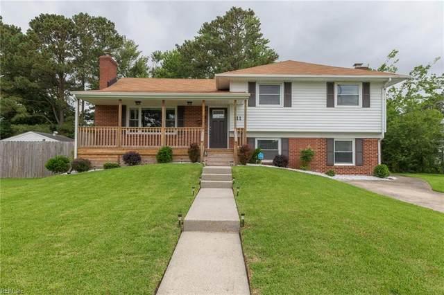 111 Northampton Dr, Hampton, VA 23666 (#10325317) :: The Kris Weaver Real Estate Team