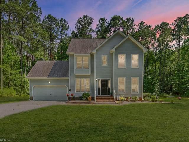 89 River Estates Pl, Mathews County, VA 23109 (#10325330) :: AMW Real Estate
