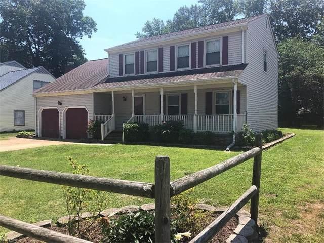 71 Michaels Woods Dr, Hampton, VA 23666 (#10325349) :: Berkshire Hathaway HomeServices Towne Realty
