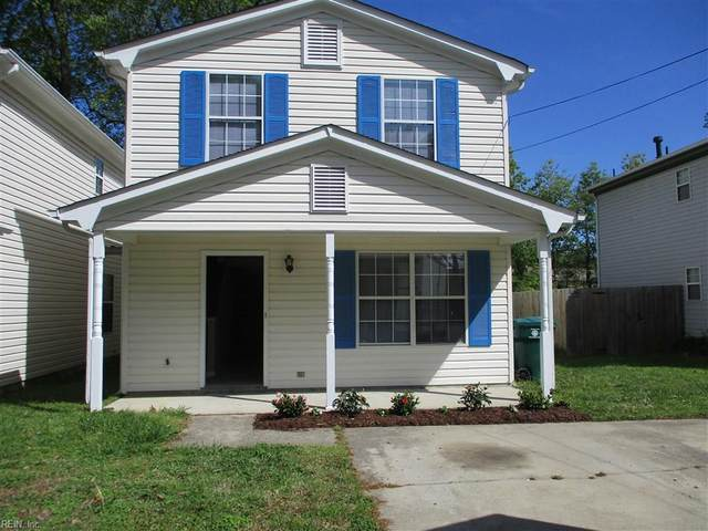 11 Colonial Pl, Newport News, VA 23601 (#10325412) :: Berkshire Hathaway HomeServices Towne Realty