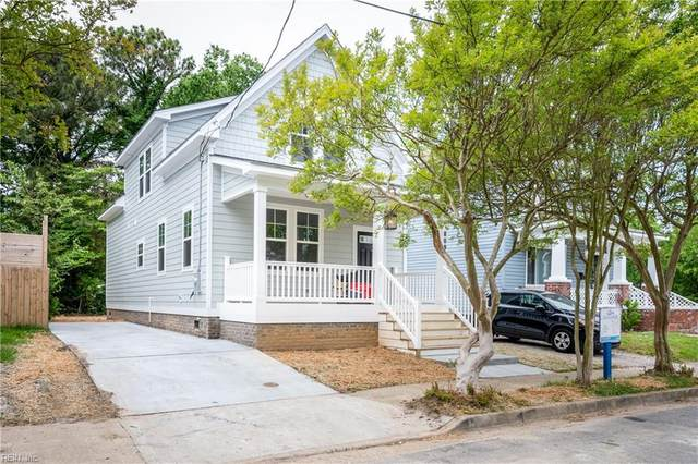 811 Summit Ave, Norfolk, VA 23504 (#10325446) :: Tom Milan Team