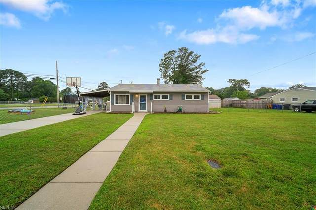 324 Deal Dr, Portsmouth, VA 23701 (#10325486) :: The Kris Weaver Real Estate Team