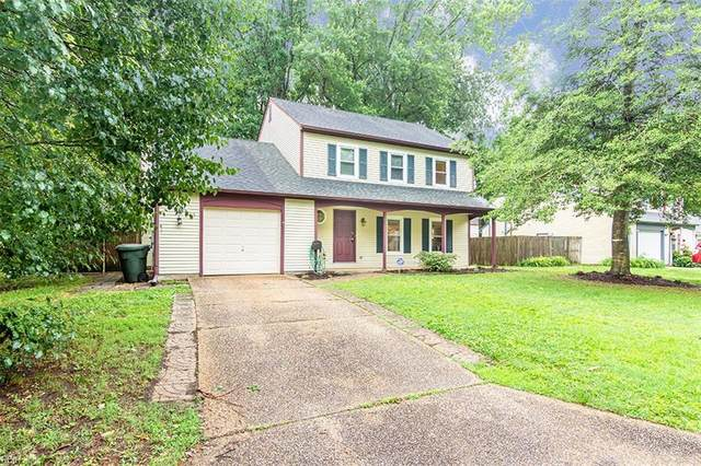 172 Little John Pl, Newport News, VA 23602 (#10325490) :: AMW Real Estate