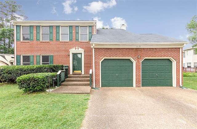 419 Mount Airy Pl, Newport News, VA 23608 (#10325521) :: AMW Real Estate