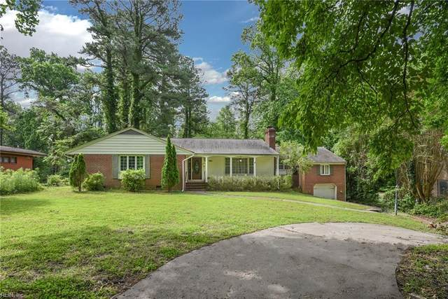 300 Milstead Rd, Newport News, VA 23606 (MLS #10325562) :: AtCoastal Realty