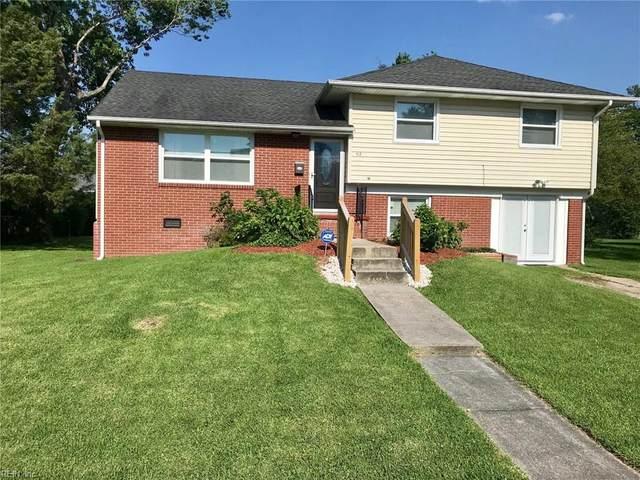 112 Northampton Dr, Hampton, VA 23666 (#10325566) :: The Kris Weaver Real Estate Team