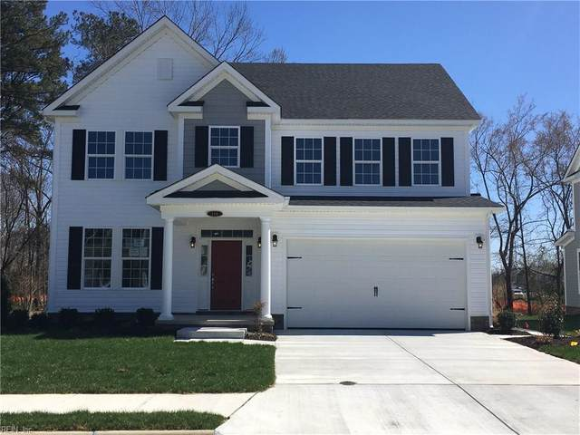 18 E Berkley Dr, Hampton, VA 23663 (#10325577) :: Atkinson Realty