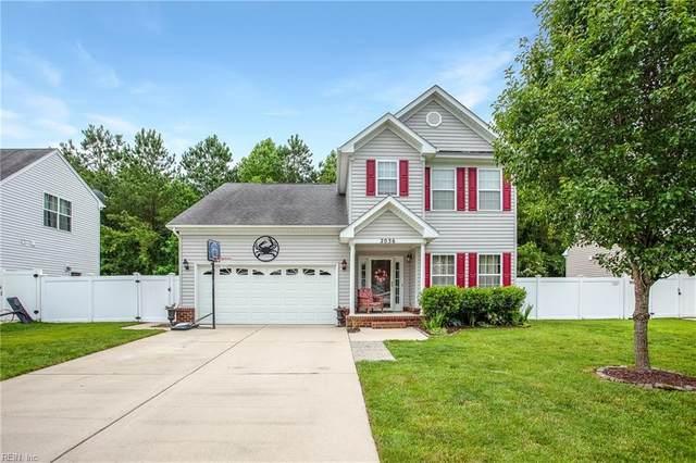 2036 Breck Ave, Virginia Beach, VA 23464 (#10325618) :: Berkshire Hathaway HomeServices Towne Realty