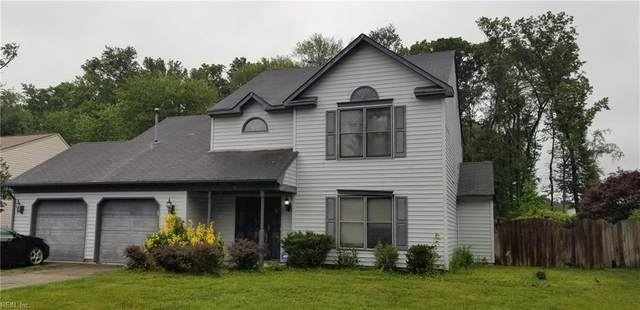 8 Holloway Dr, Hampton, VA 23666 (#10325644) :: Berkshire Hathaway HomeServices Towne Realty