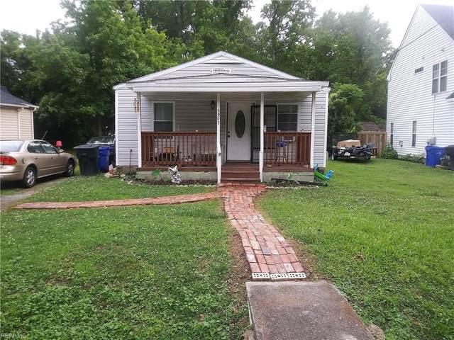 5907 Fawkes St, Portsmouth, VA 23703 (#10325646) :: The Kris Weaver Real Estate Team