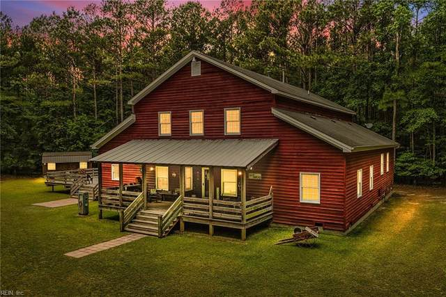 11089 White House Rd, Isle of Wight County, VA 23430 (#10325674) :: Momentum Real Estate