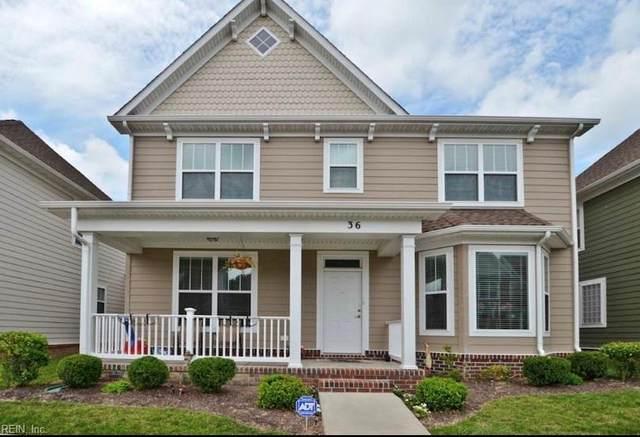 36 Rockingham Dr, Hampton, VA 23669 (#10325730) :: Atlantic Sotheby's International Realty