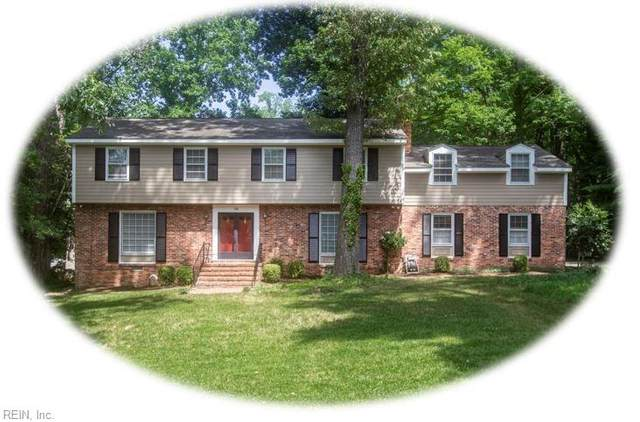 102 Sherwood Dr, York County, VA 23185 (#10325770) :: AMW Real Estate