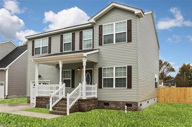 933 Hamilton Ave, Portsmouth, VA 23707 (#10325820) :: Tom Milan Team