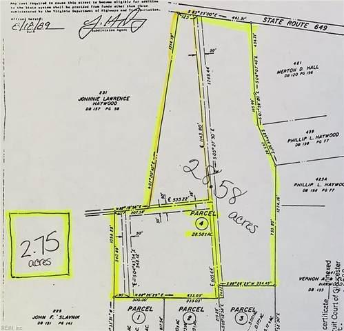 31+ac Cramer Ln, Gloucester County, VA 23072 (#10325869) :: Abbitt Realty Co.