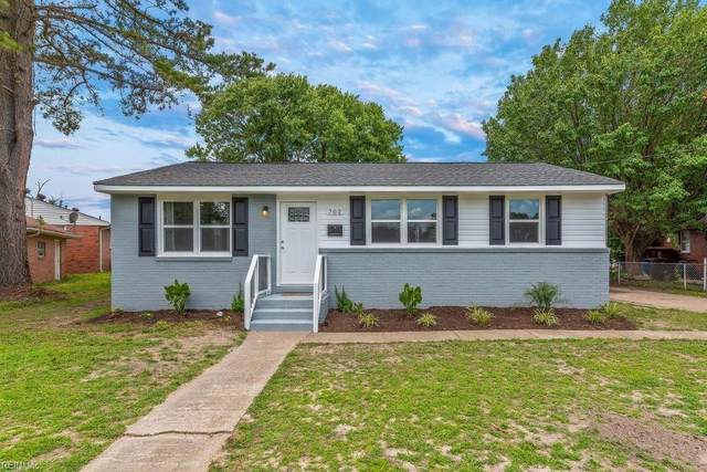 702 Pond Ln, Chesapeake, VA 23325 (#10325953) :: Berkshire Hathaway HomeServices Towne Realty
