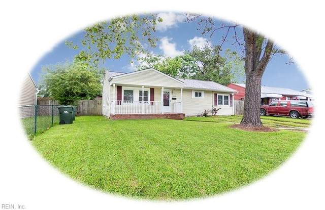 5328 Silvey Dr, Norfolk, VA 23502 (#10325968) :: Berkshire Hathaway HomeServices Towne Realty