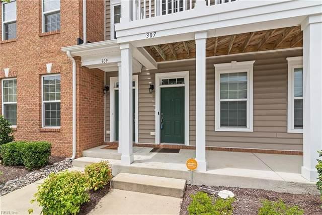 307 Fountain Way #44, Hampton, VA 23666 (#10326009) :: Encompass Real Estate Solutions