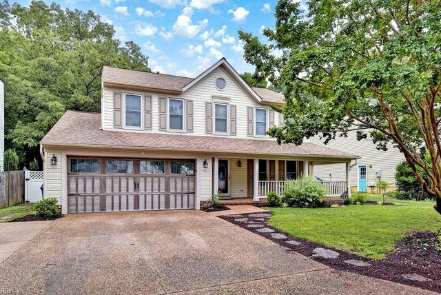 462 Warner Hall Pl, Newport News, VA 23608 (#10326012) :: AMW Real Estate