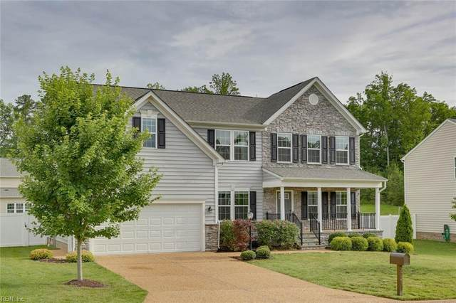 3727 Jeremiah Wallace Dr, James City County, VA 23188 (#10326035) :: Berkshire Hathaway HomeServices Towne Realty