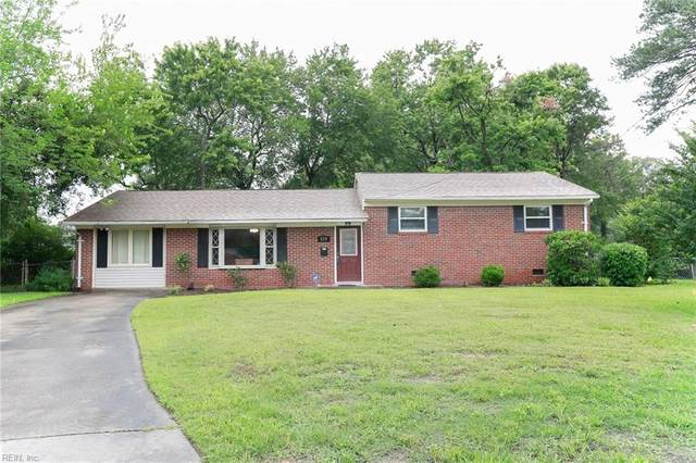 519 Brentwood Dr, Newport News, VA 23601 (#10326066) :: The Kris Weaver Real Estate Team
