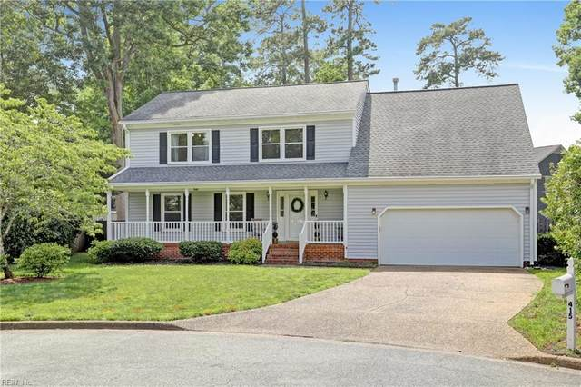415 Chadwick Pl, Newport News, VA 23606 (#10326085) :: Upscale Avenues Realty Group