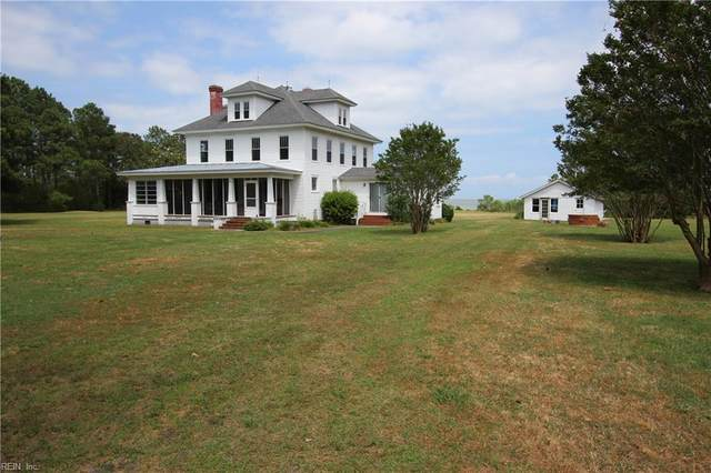 1137 Horn Harbor Ave, Mathews County, VA 23125 (#10326211) :: Abbitt Realty Co.
