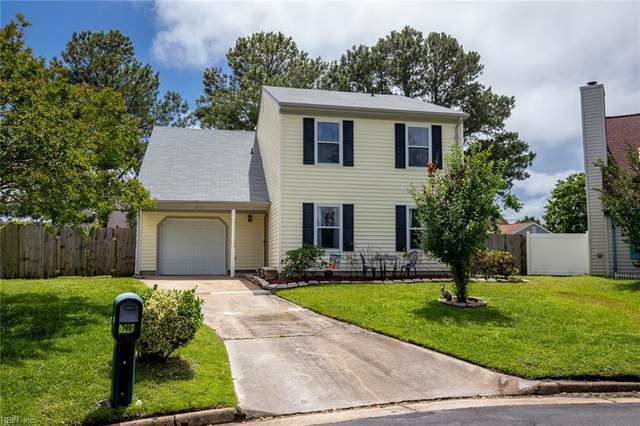 3709 Farley Ct, Virginia Beach, VA 23456 (#10326285) :: Tom Milan Team