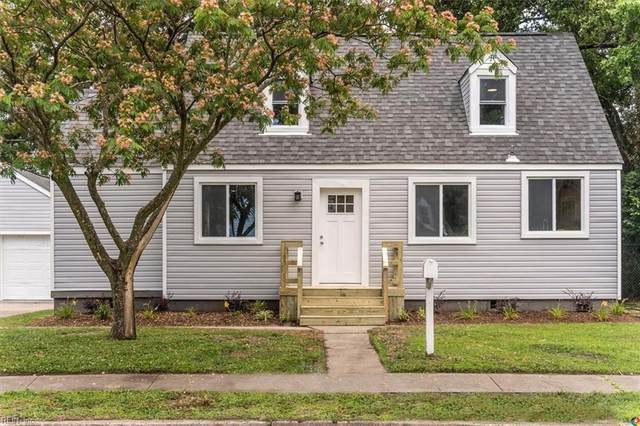 727 Lanier Cres, Portsmouth, VA 23707 (#10326290) :: Berkshire Hathaway HomeServices Towne Realty