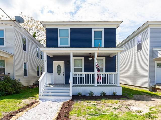 15 Chamberlin Ave W, Hampton, VA 23663 (#10326298) :: Rocket Real Estate