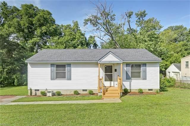 417 Clovelly Ln, Hampton, VA 23669 (#10326326) :: Upscale Avenues Realty Group