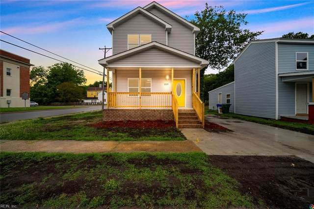 153 Lee St, Suffolk, VA 23434 (#10326328) :: Momentum Real Estate
