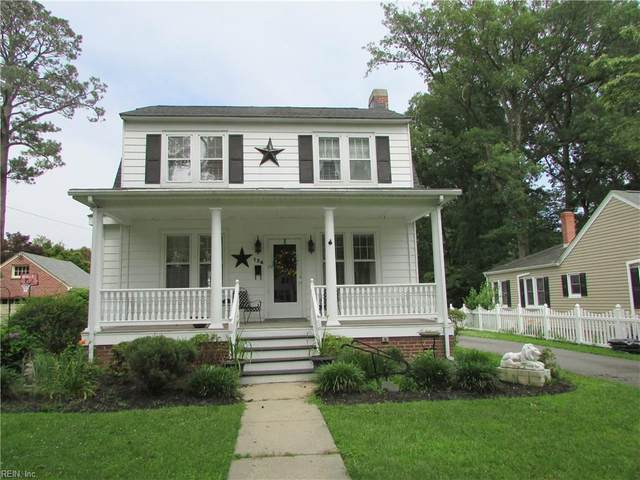 134 Cherokee Rd, Hampton, VA 23661 (#10326330) :: Rocket Real Estate