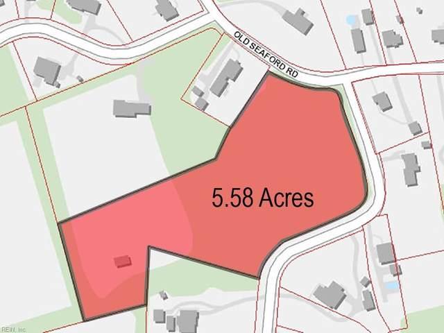 106 Sparrer Rd, York County, VA 23696 (#10326391) :: Atkinson Realty
