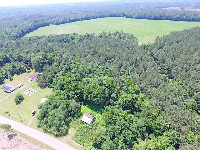 5 Ac Kellos Mill Rd, Southampton County, VA 23866 (#10326416) :: Community Partner Group