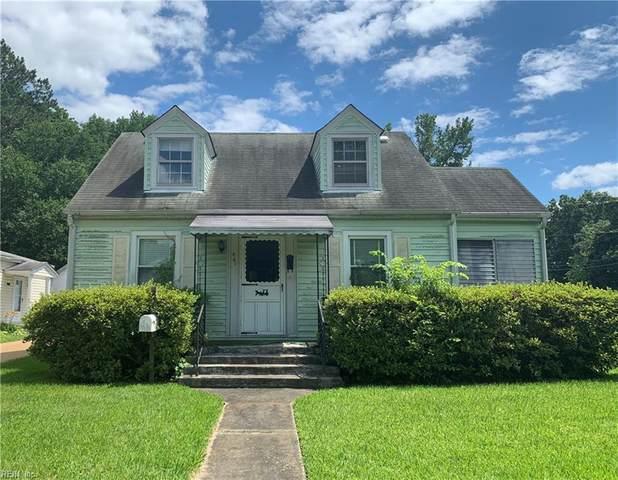231 Charles Ave, Portsmouth, VA 23702 (#10326503) :: Kristie Weaver, REALTOR