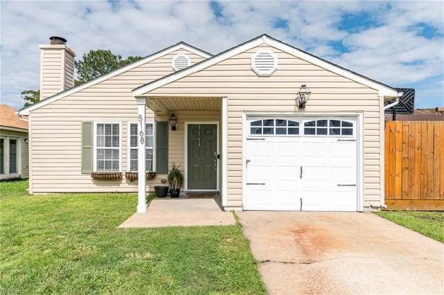 5168 Evesham Dr, Virginia Beach, VA 23464 (#10326529) :: Kristie Weaver, REALTOR