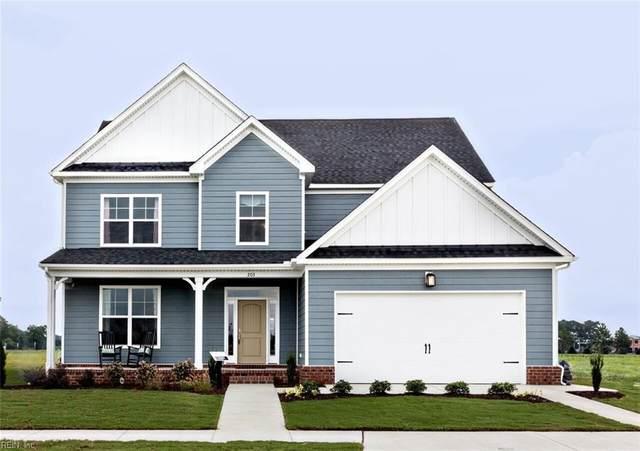 203 Station Dr, Suffolk, VA 23434 (#10326576) :: The Kris Weaver Real Estate Team