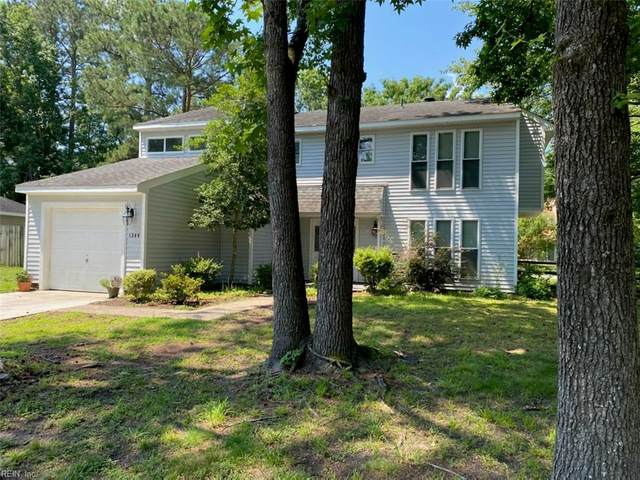 1344 Cypress Pl, Chesapeake, VA 23320 (#10326617) :: Upscale Avenues Realty Group