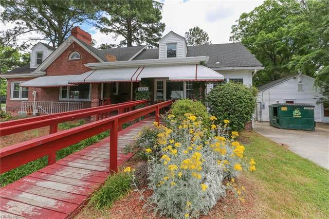 1424 Mcneal Ave, Norfolk, VA 23502 (#10326640) :: Berkshire Hathaway HomeServices Towne Realty