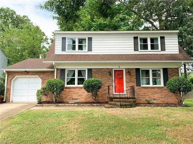 3 Lillian Ct, Hampton, VA 23669 (#10326694) :: Encompass Real Estate Solutions